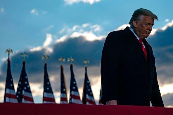 Trump muss sich bereits dem zweiten Impeachment stellen