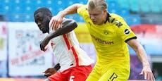 Mateschitz ärgert, dass Haaland nicht nach Leipzig ging