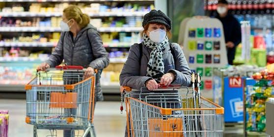 Supermärkte wollen nach Ende der Ausgangsbegrenzung wieder länger öffnen