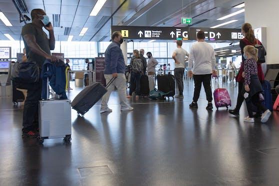 Der Flughafen Wien-Schwechat