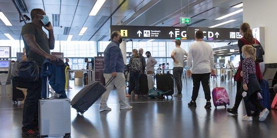 Die Einreise aus Indien, Südafrika und Brasilien ist weiterhin möglich.