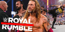 WWE plant Schocker für den Royal Rumble
