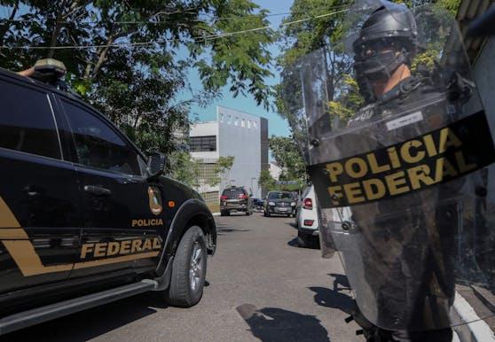 Jahrelang tappte die brasilianische Polizei im Dunkeln. Symbolbild.