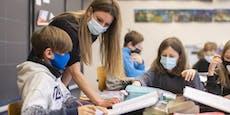 FFP2-Maskenpflicht in der Schule so gut wie fix