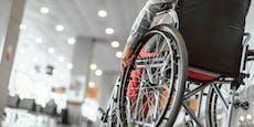 Rollstuhlfahrer auf Schutzweg angefahren