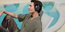 Sound fürs Leben mit Huawei FreeBuds Studio Kopfhörern