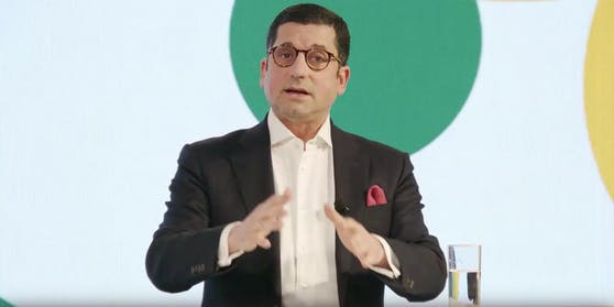 Rewe-Vorstand Haraszti will Konkurrenten Spar überholen.
