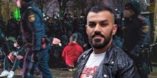 """Nazar nach Abschiebung: """"Polizei besteht aus Rassisten"""""""