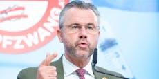 FPÖ will Schulstart ohne Maske, mit Trennwänden