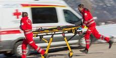 Lenker verletzte Kind und Frau, flüchtete nach Unfall