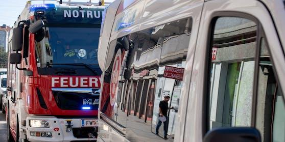 Feuerwehreinsatz in Wien (Archivfoto)