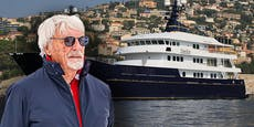 Ecclestone kauft Briatores 60-Meter-Luxusjacht