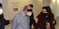 Mutter getötet: 17 Jahre Haft für Diplomatenbruder (56)