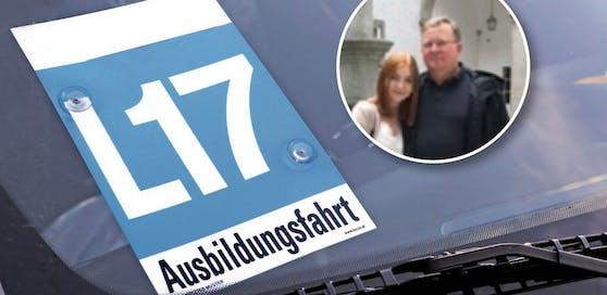 Die BH könnte Eva (16) und Gerald Amandowitsch (54) einen Strich durch die Rechnung machen.