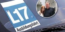 16-Jährige zittert wegen Online-Kursum Führerschein