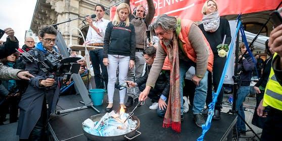 Wien erwartet ein Demo-Wochenende.