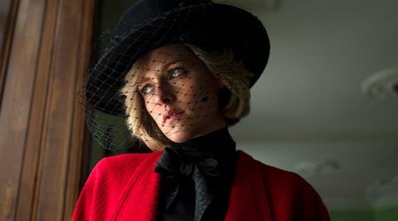 """""""Twilight""""-Star Kristen Stewart ist im neunen Diana-Film """"Spencer"""" zu sehen."""