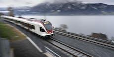 Kellner fuhr trotz positivem Test mit Zug durch Schweiz