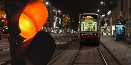 Wien wird auf der Corona-Ampel auf Orange gestellt