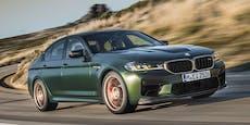 BMW präsentiert den stärksten BMW M aller Zeiten