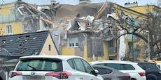 Mehrere Verletzte nach Explosion in Langenzersdorf