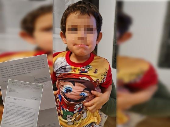 Der Vater vom kleinen Aurelio soll auch die Anwaltskosten tragen.