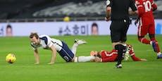 Kane wieder verletzt! Mourinho greift Thiago an
