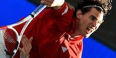 Thiem, Djokovic und Zverev schlagen in Österreich auf