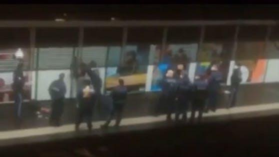 Aufregung um Festnahme in Wiener U-Bahn