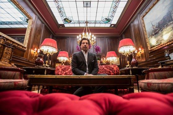 """Sacher-Chef Matthias Winkler: """"Hotellerie ist etwas mehr als nur Wirtschaft."""""""