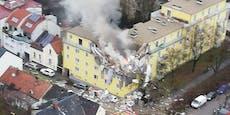 Fotos zeigen das ganze Ausmaß der Zerstörung