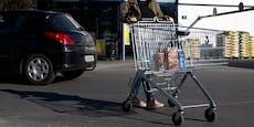 6 Schüsse vor Supermarkt bringen Mann 15 Jahre in Haft