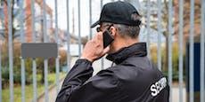 Warum Securitys nun Wiener Altenheime bewachen