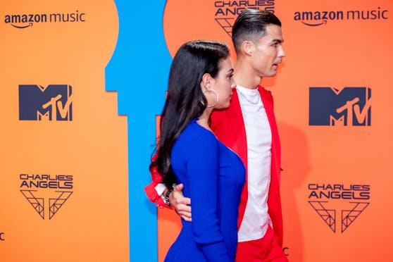 Cristiano Ronaldo Freundin 2021