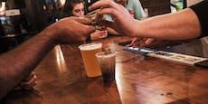 Norwegen verbietet ab MontagAusschank von Alkohol