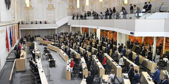 Bereits im Mai war ein Beharrungsbeschluss des Nationalrates notwendig