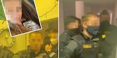 """""""Schläge, Pfefferspray"""" – Polizei sprengt Party in Wien"""