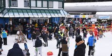 """Katastrophale Bilder"" – Minister drohen mit Ski-Verbot"