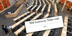 Parlaments-Website kollabiert wegen Freitesten-Gesetz