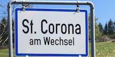 Ortstafeln von Kultort St. Corona am Wechsel gestohlen