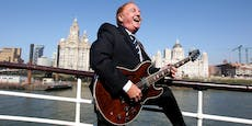 "Gerry Marsden tot – er sang ""You'll Never Walk Alone"""