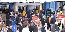 Warnung vor Ansturm auf Skigebiete zum Semester-Ende