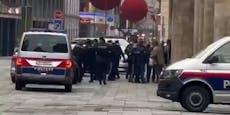 """Tobender schimpft Beamte im Stephansdom: """"F*** the Police"""""""