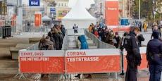 An diesen Tagen rechnet Wien mit Ansturm zu Massentests