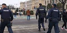 Nach Demo von 2.000 Corona-Leugnern in Wien hagelt es Anzeigen
