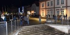 Großer Ansturm auf gratis Teststraße in Ebreichsdorf