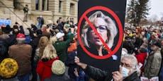 Donald Trumps Anhänger machen gegen Liz Cheney mobil