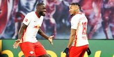 1:0 gegen Leverkusen! Leipzig erster Bayern-Jäger