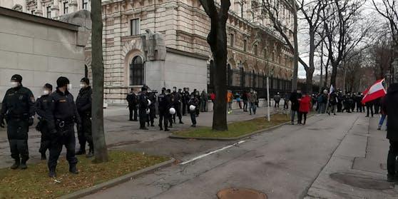 Die Polizei kontrollierte am Samstag scharf