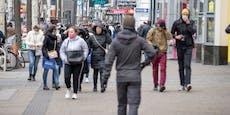 Wieder Anstieg! 372 Neuinfektionen in Wien an einem Tag
